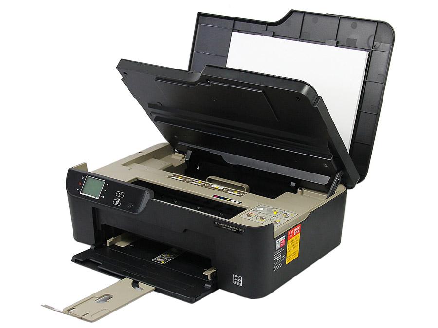 Драйвер для HP Deskjet Ink Advantage 5520, 5525 + инструкция