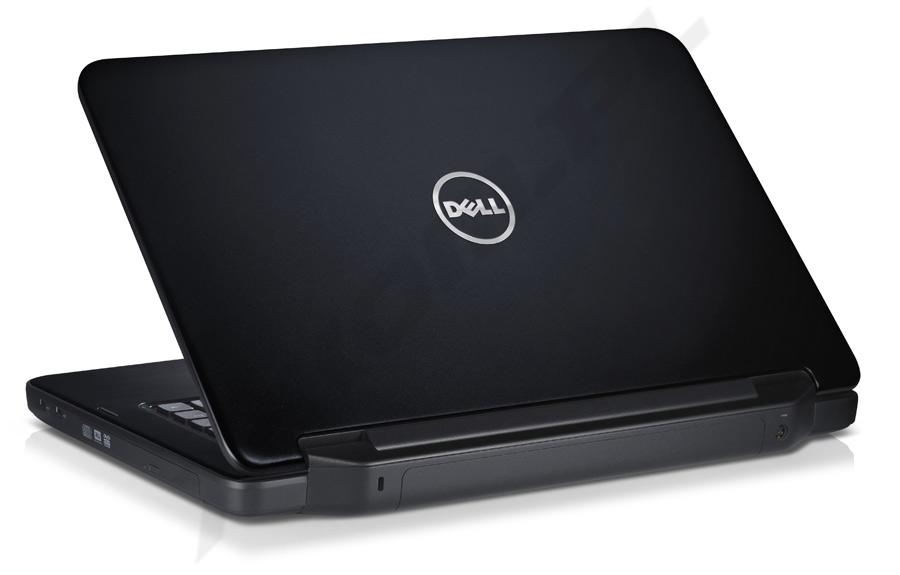 Внешняя и внутренняя поверхность ноутбука Dell Inspiron N5040 выглядит...