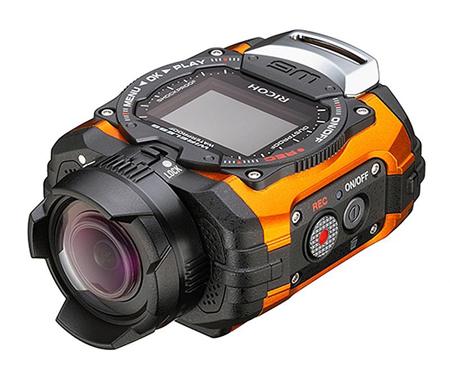 Wodoodporna Kamera sportowa Ricoh WGM1 FullHD  5474745811