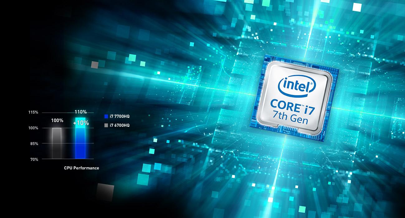 Core i7 седьмого поколения.