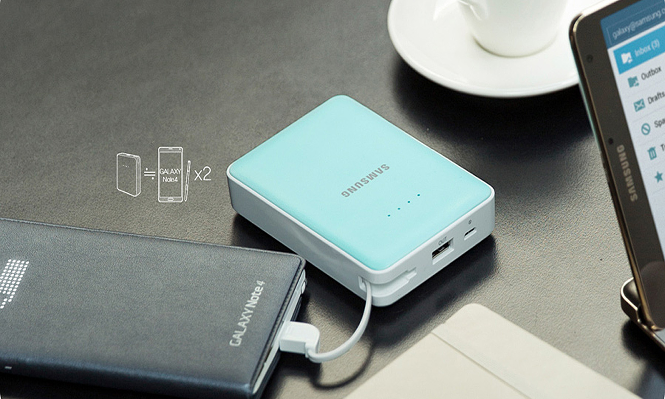 Samsung Power Bank 8400mAh