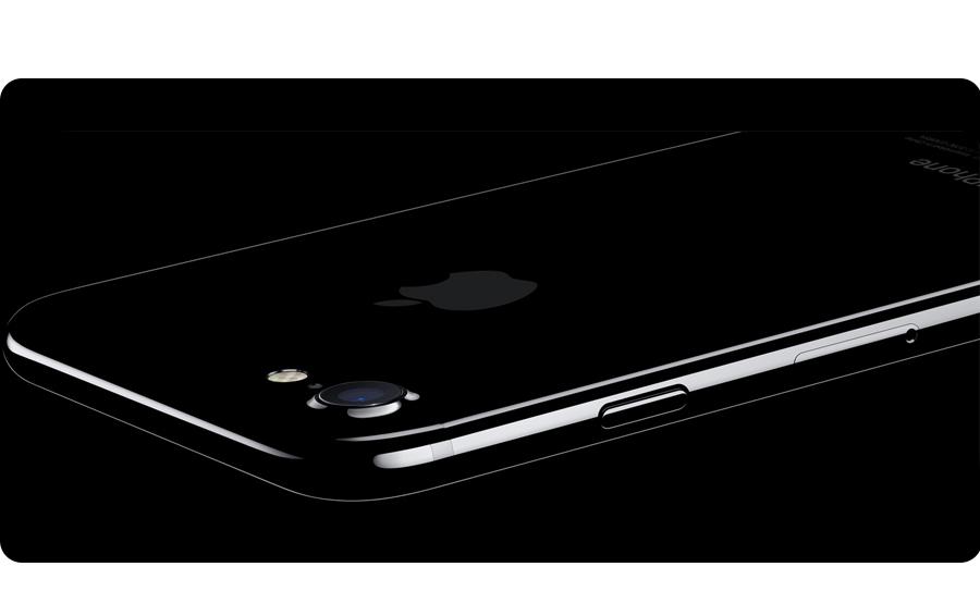 iPhone 7 128GB czarny nagrywanie 4K