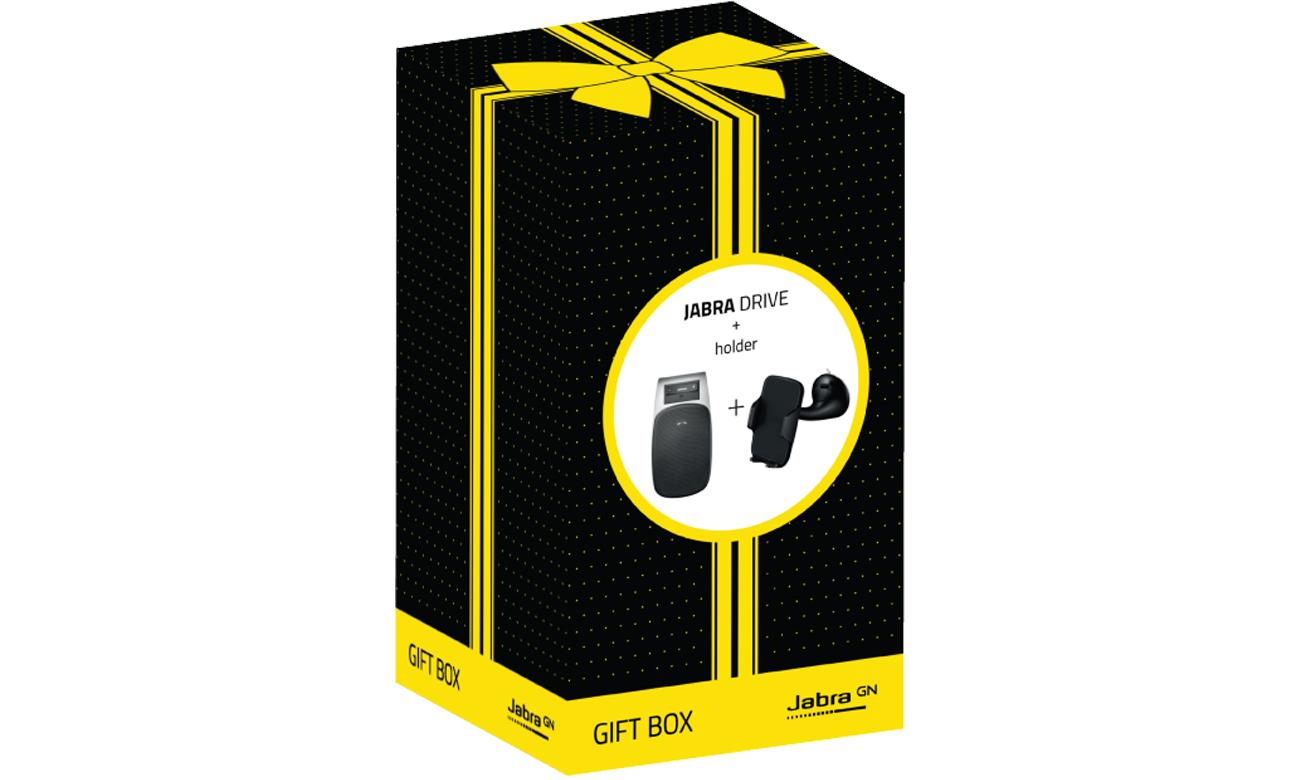 Gift Box Jabra Drive + Car Holder