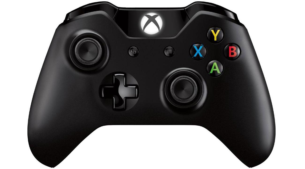 Kontroler bezprzewodowy Xbox One S Czarny