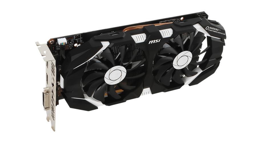 GeForce GTX 1060 3GT OC