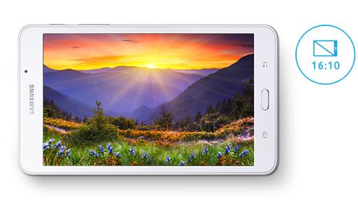 Panoramiczny ekran 7.0