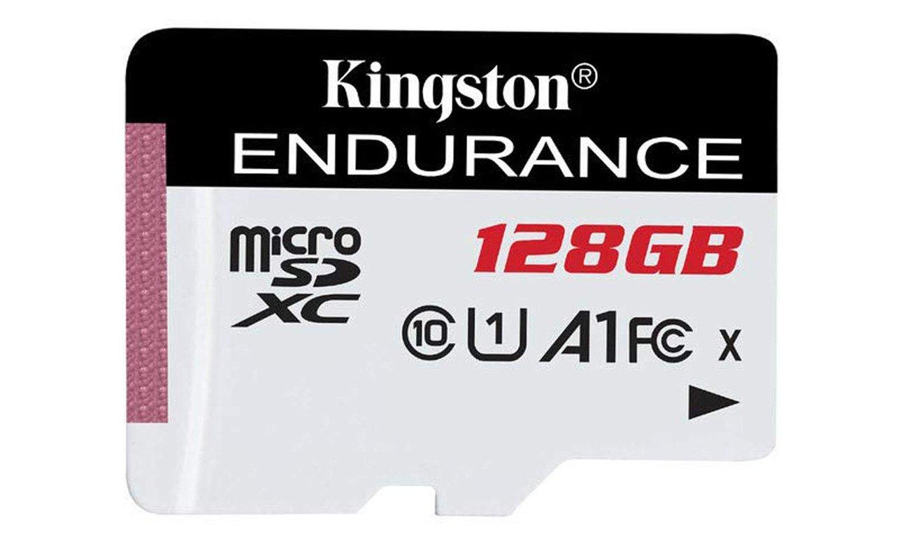 Karta microSD Kingston High Endurance