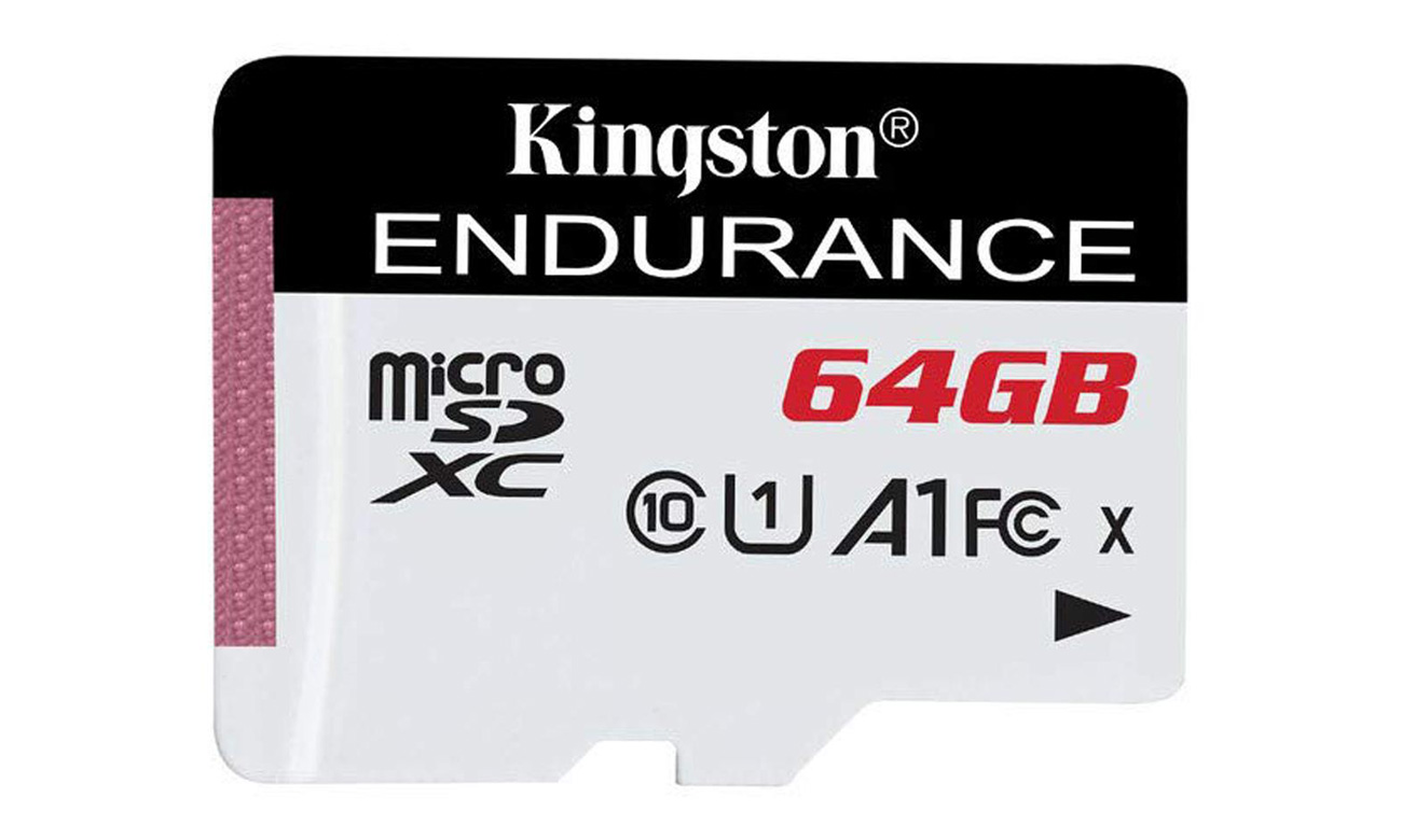 Karta microSD Kingston High Endurance