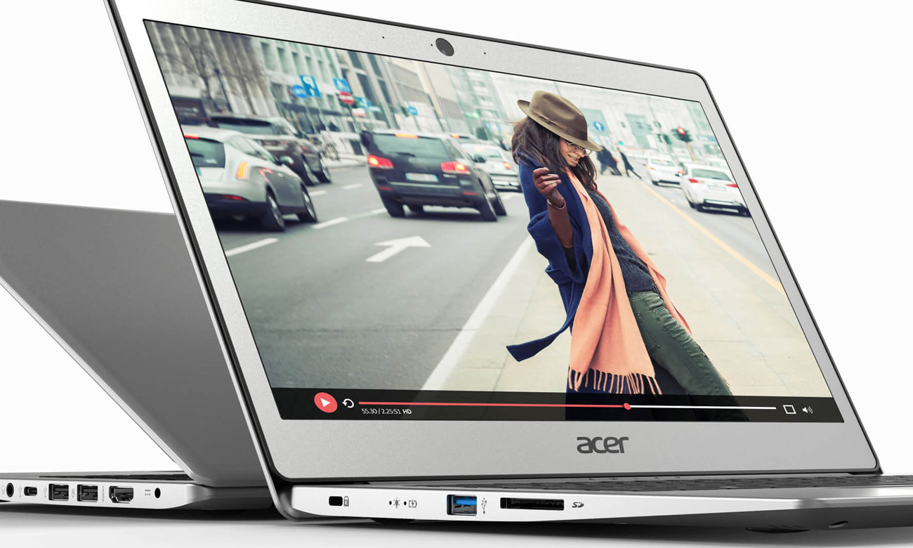 Acer Swift 1 porty usb type-c usb 3.0