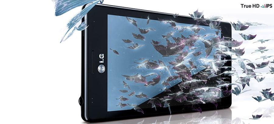 Lg Optimus 4x Hd P880 Bialy Smartfony I Telefony Sklep Komputerowy X Kom Pl