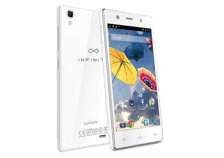Myphone Infinity Lte Bialy Smart Cover Smartfony I Telefony Sklep Komputerowy X Kom Pl