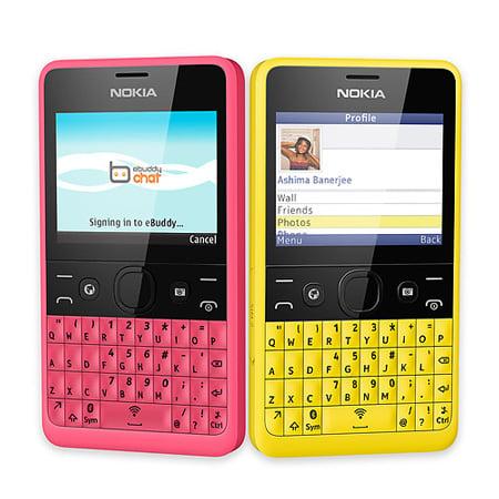 Nokia Asha 210 Dual Sim Czarny Smartfony I Telefony Sklep Komputerowy X Kom Pl
