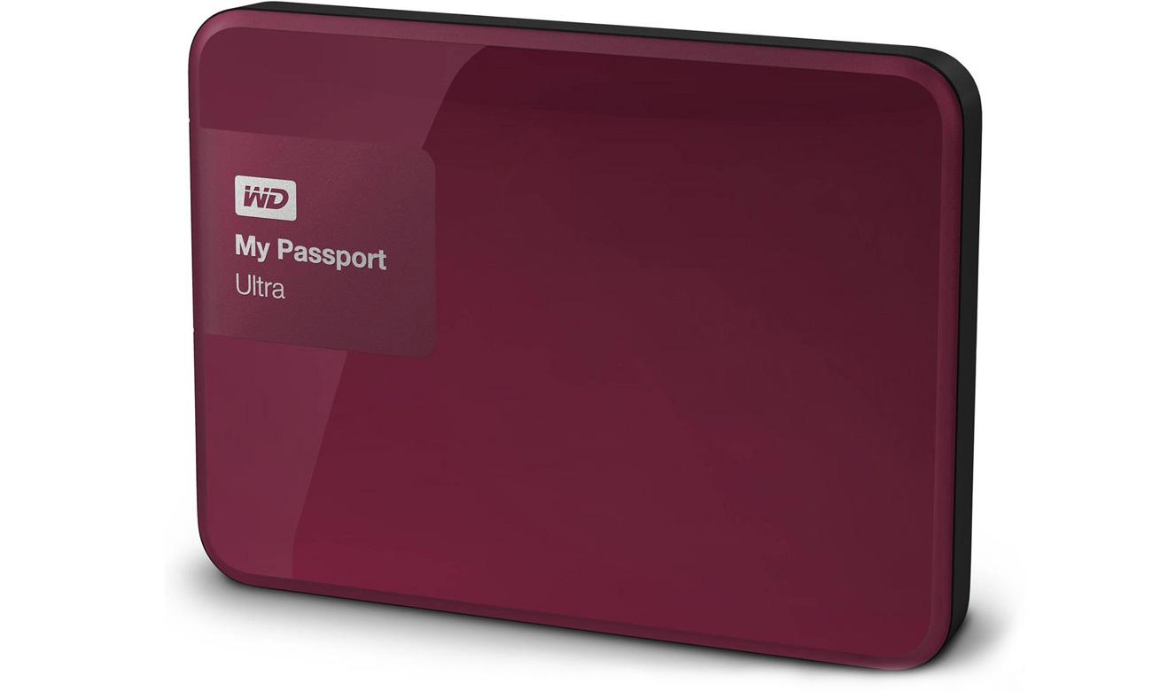 wd my passport ultra 2tb berry usb 3 0 dyski zewn trzne i przeno ne sklep internetowy. Black Bedroom Furniture Sets. Home Design Ideas