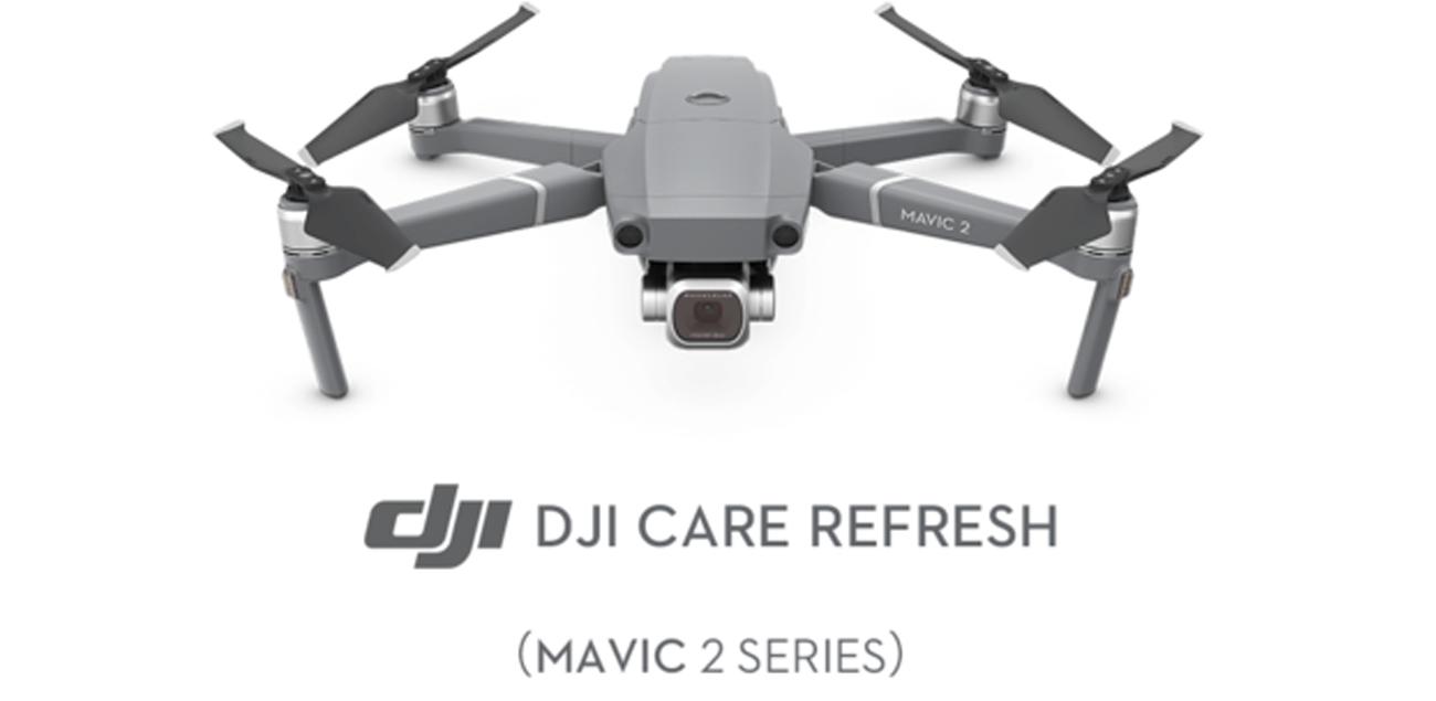 Plan ochrony DJI Care Refresh dla dronów z serii Mavic 2