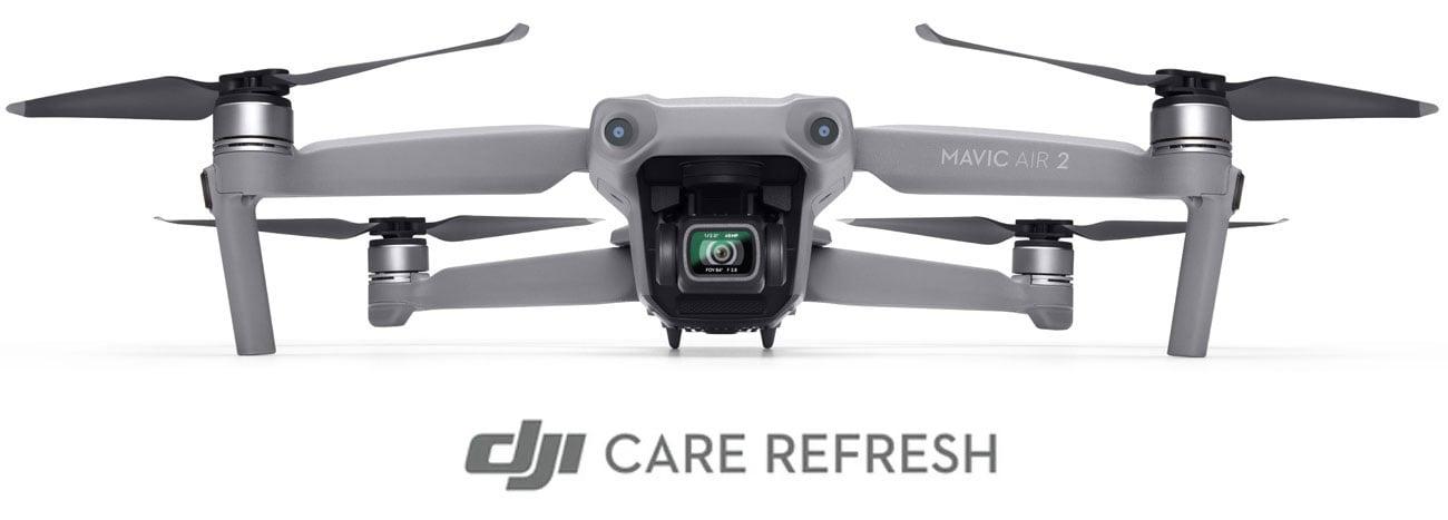 Plan ochrony DJI Care Refresh dla drona Spark