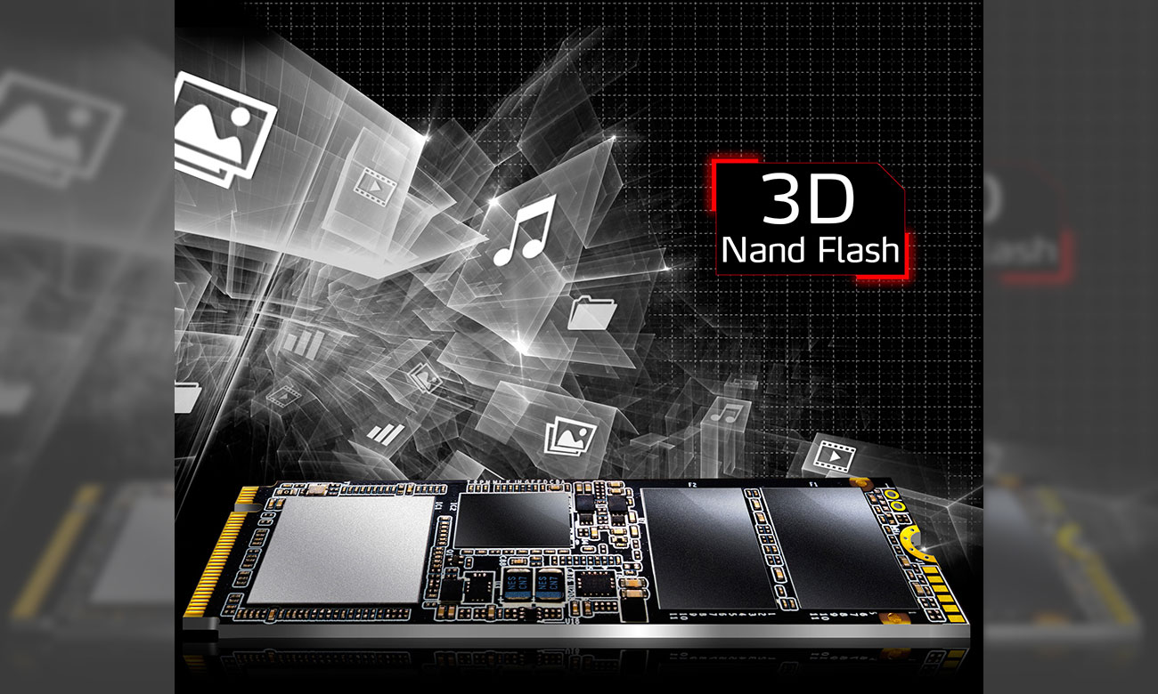 ADATA Flash 3D NAND