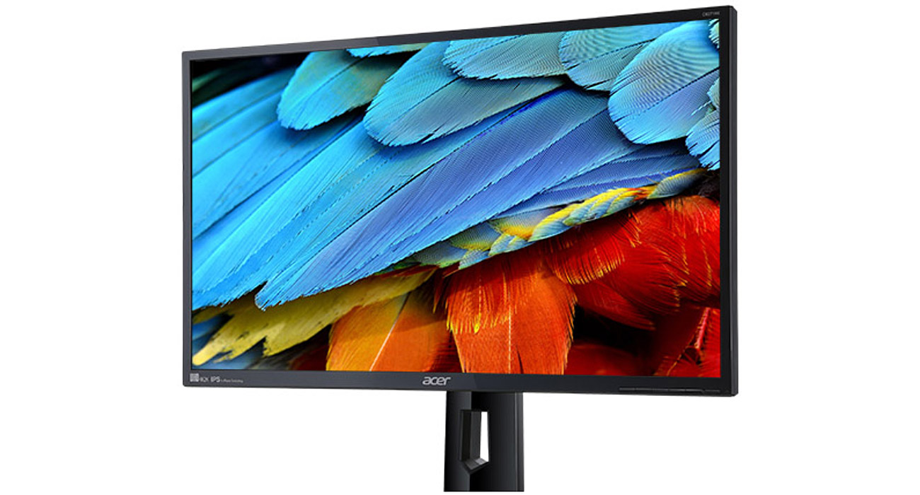 Acer CB271HBMIDR Rozdzielczość FHD