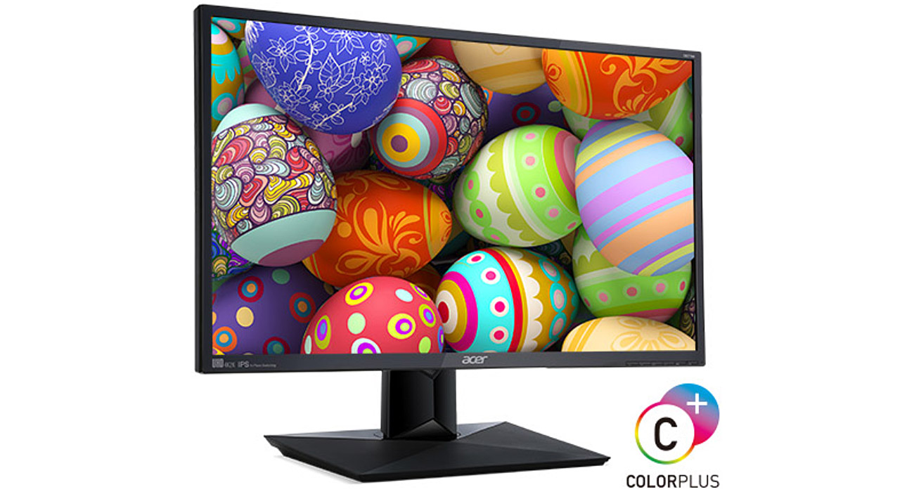 Acer CB271HBMIDR Technologia ColorPlus