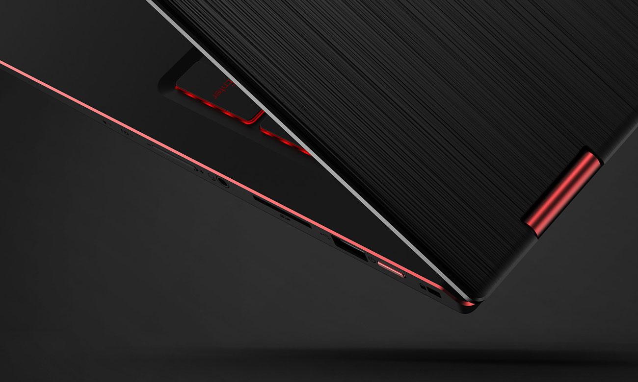 Acer Nitro 5 Spin Pierwszorzędna łączność