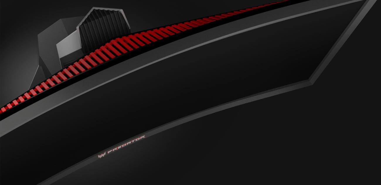 Predator Z35 Curved czarny