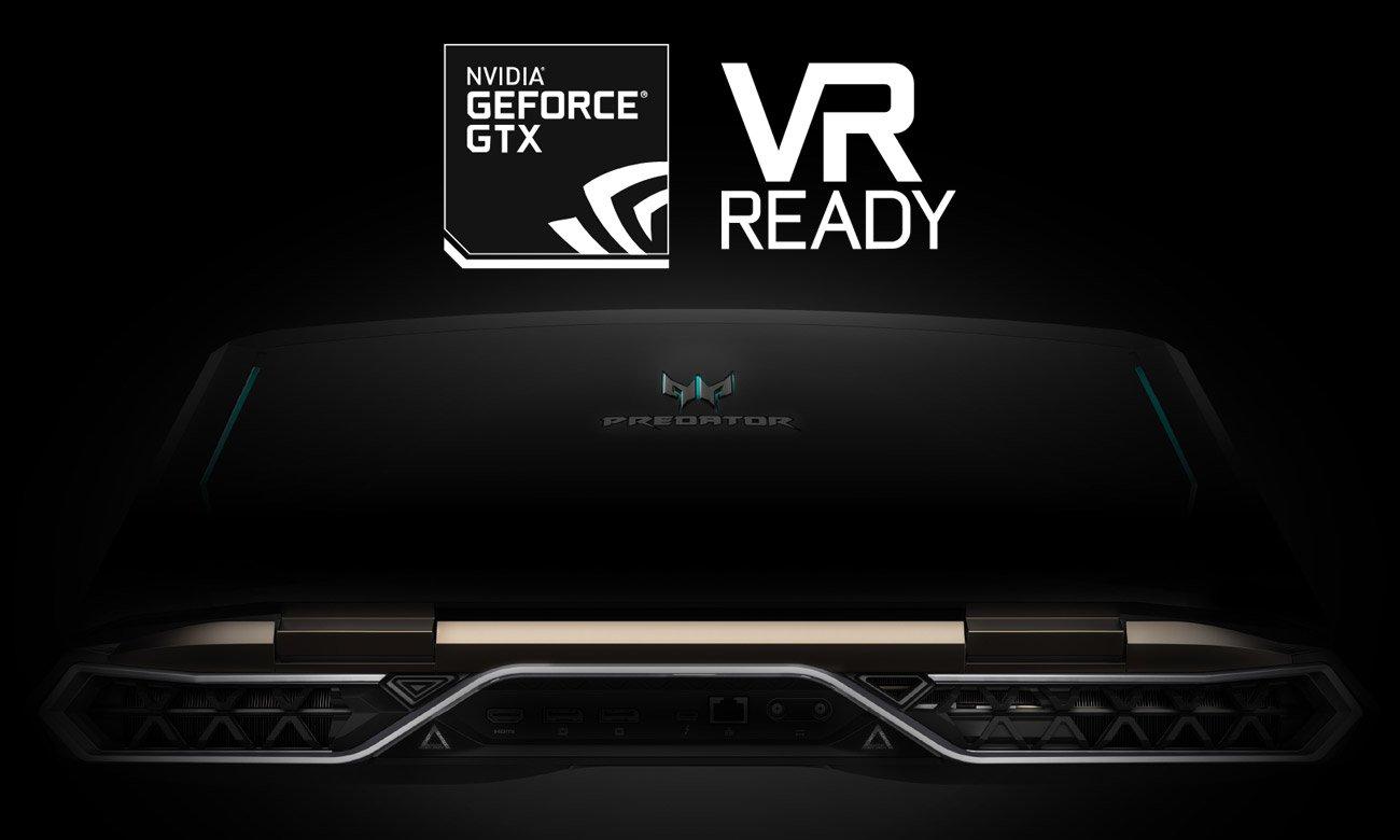Acer Predator GX21 VR Ready