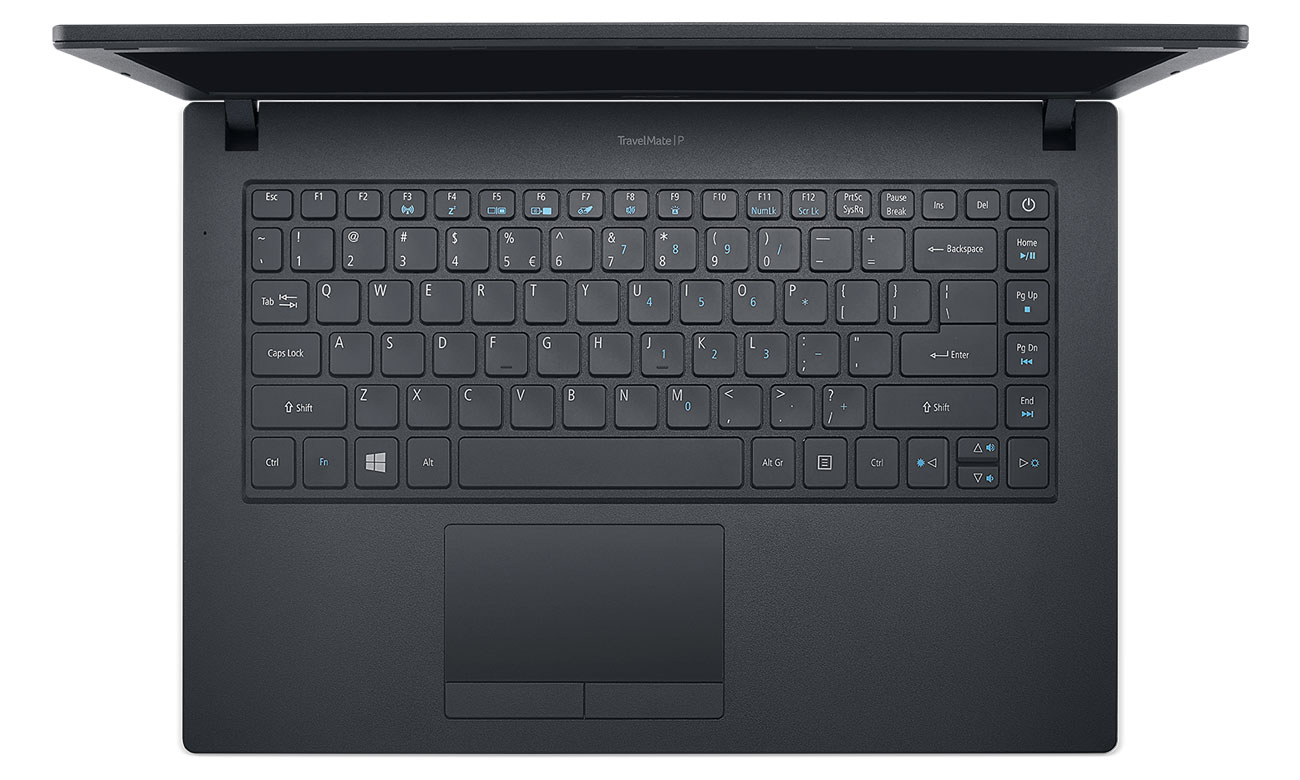 Acer Travelmate P2410 Laptop, któremu nie straszna ciężka praca