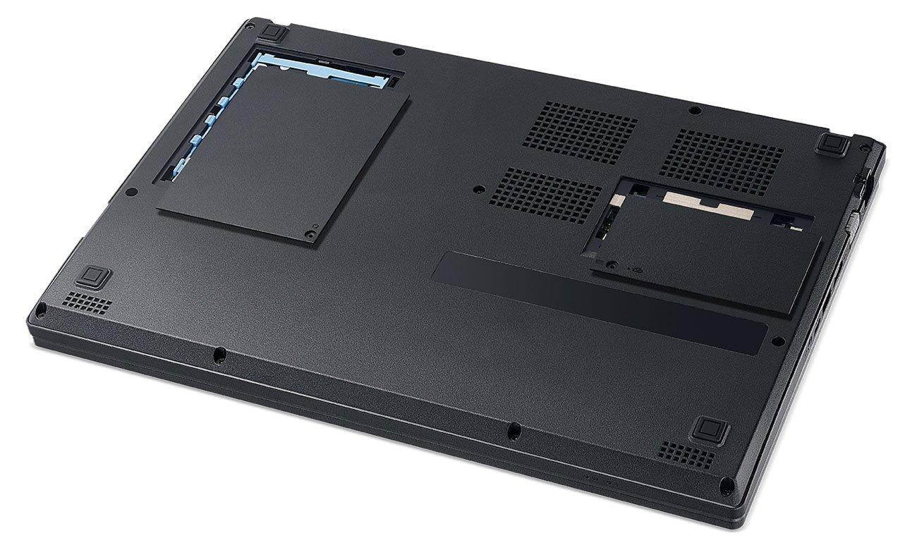 Acer Travelmate P2410 wytrzymała konstrukcja
