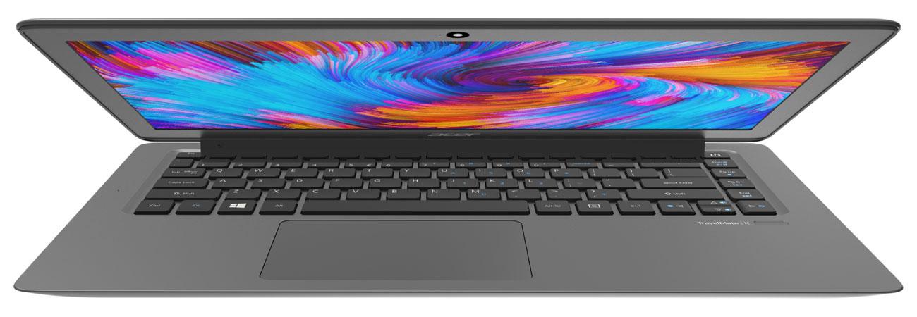 Acer TravelMate X349 Zwiększ atrakcyjność firmy