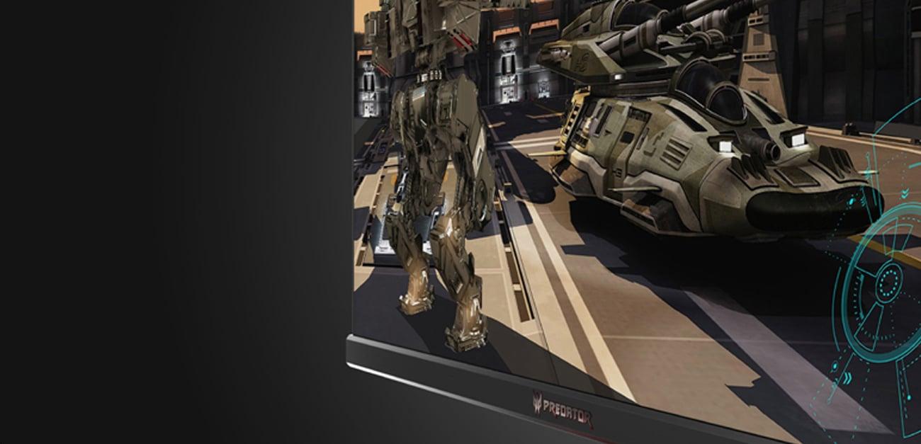 Acer Predator XB321HKBMIPHZ - Nvidia G-Sync i ZeroFrame