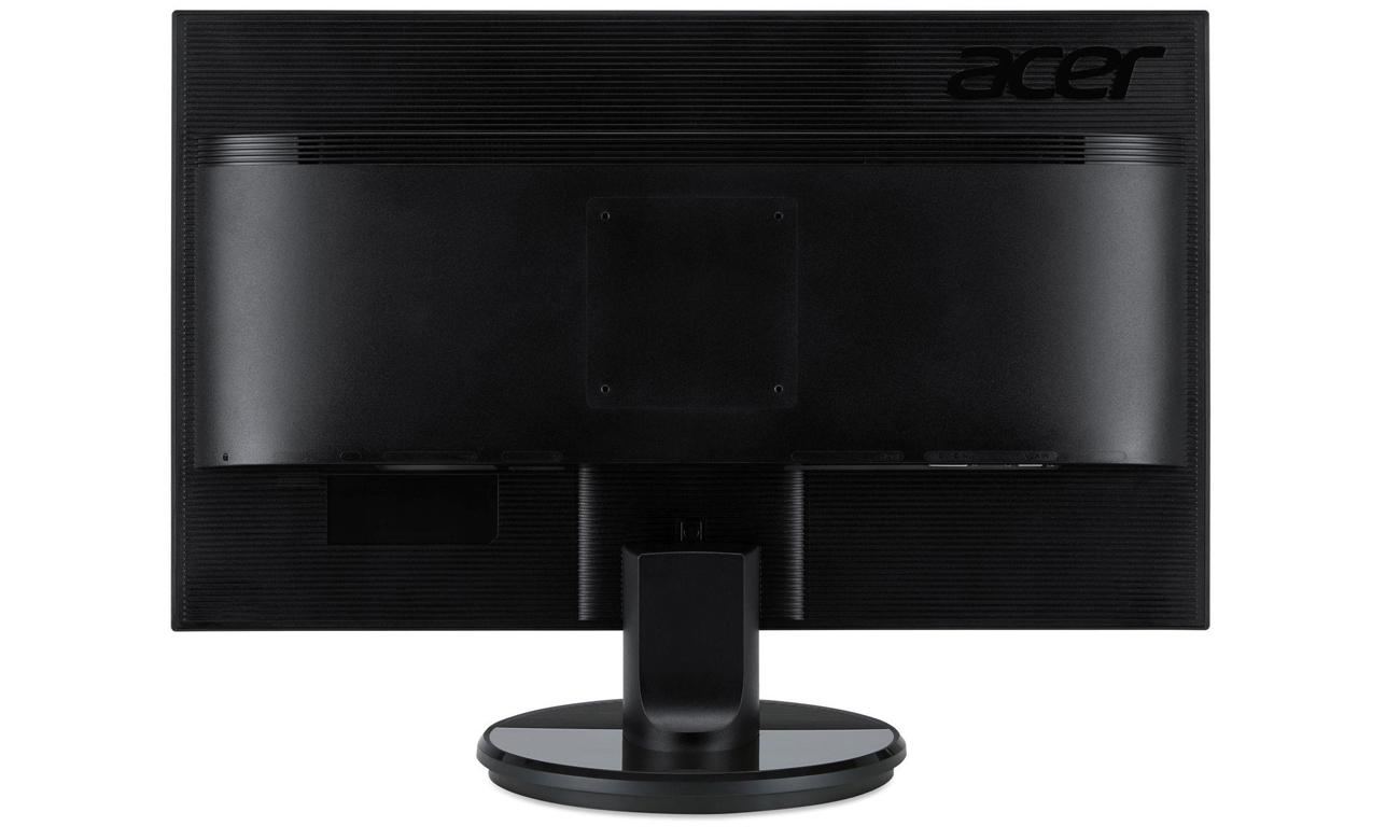 Acer K222HQLCBID Ekologiczna praca