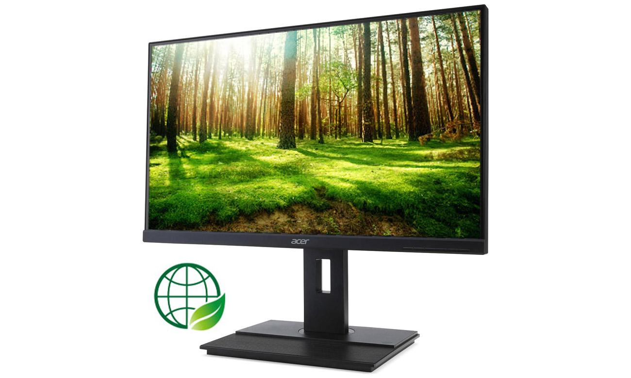 Acer B276HLCBMDPRX Technologia Acer EcoDisplay