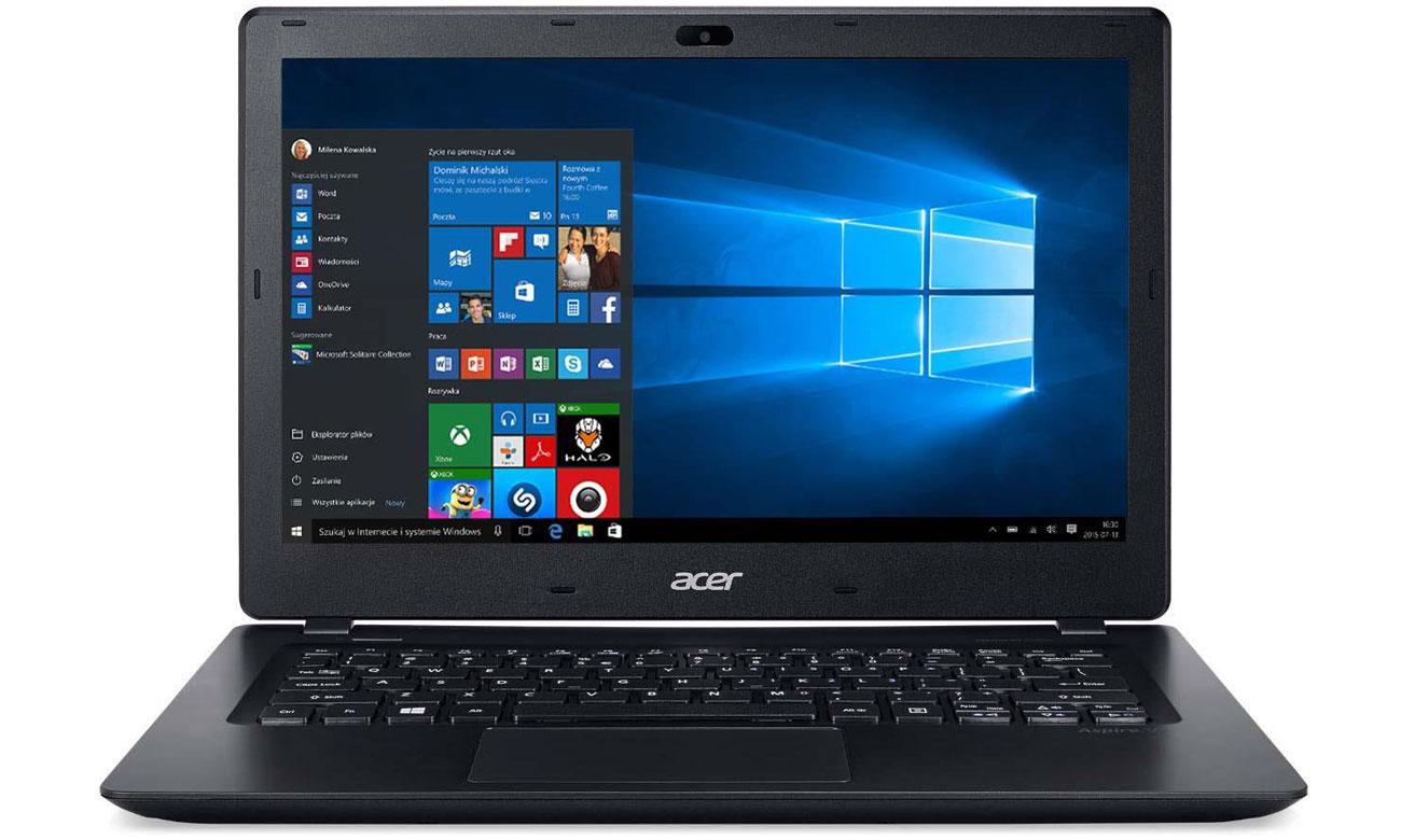 Acer V3-372 łączność,złącza