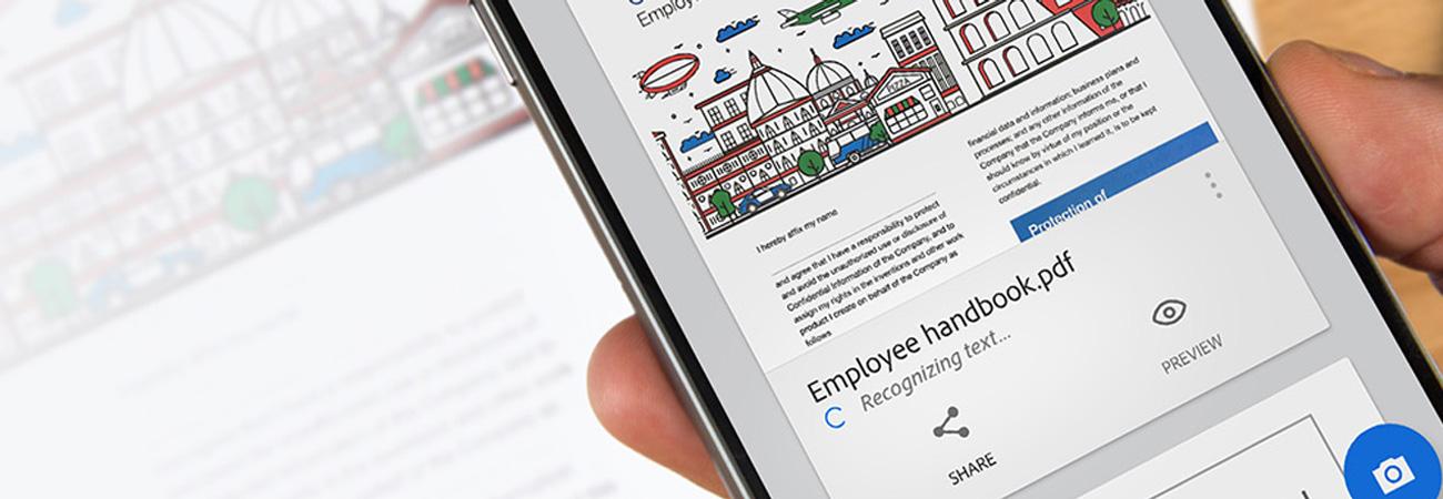 Adobe Acrobat 2017 Standard WIN ESD Tworzenie plików PDF, inteligentne skanowanie