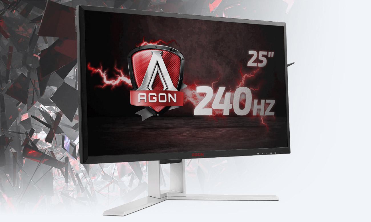 AOC AGON AG251FG monitor dla graczy