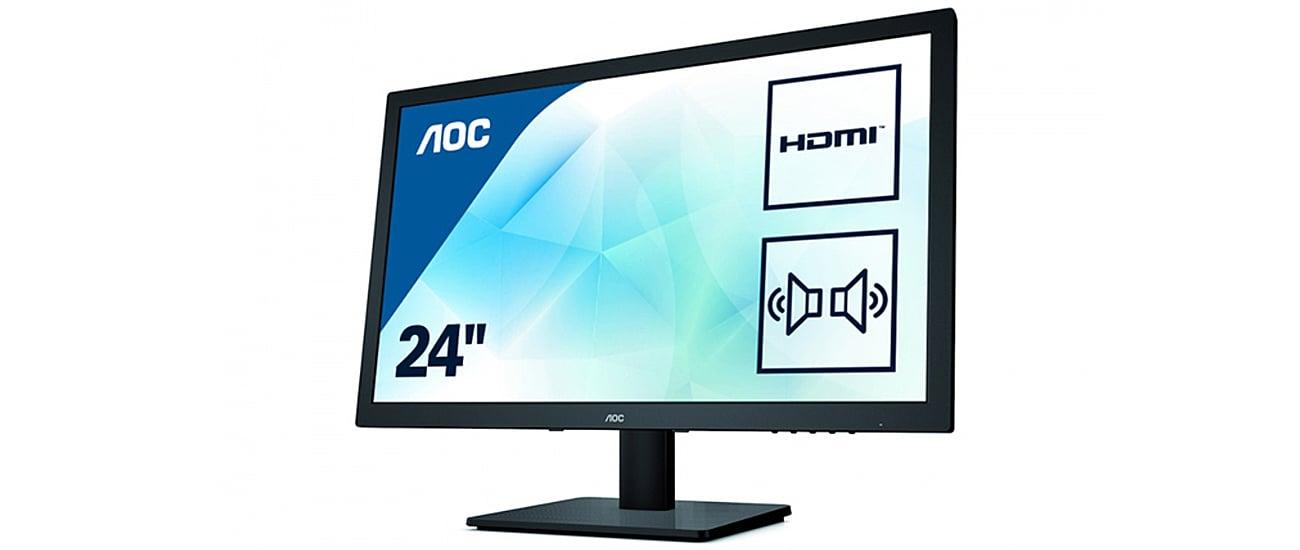 Monitor do domu i do biura AOC E2475SWJ