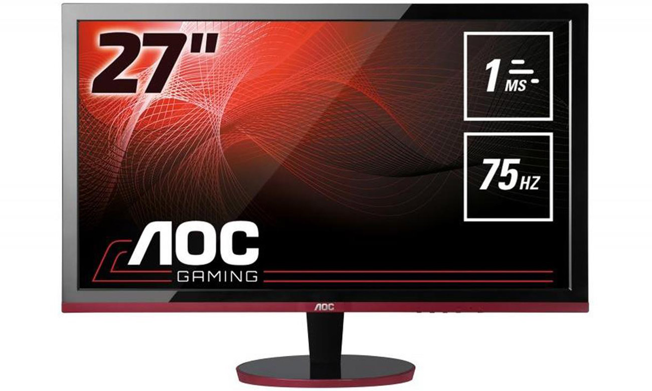 AOC G2778VQ Technologia Flicker-Free