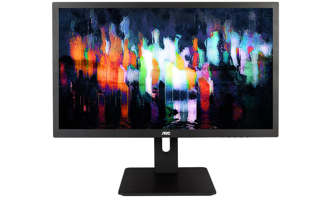 Idealny do domu i biura monitor AOC I2475PXQU