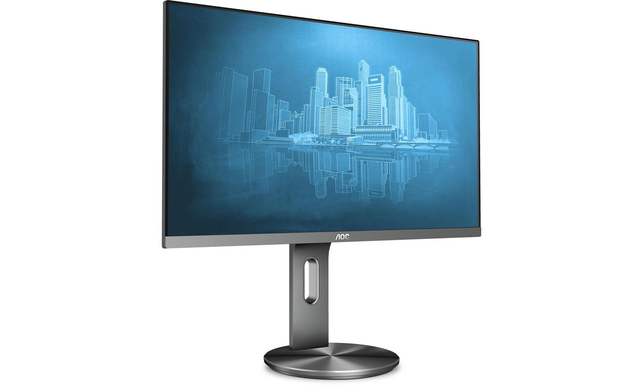 Wszechstronny monitor do domu i biura AOC Q2790PQU