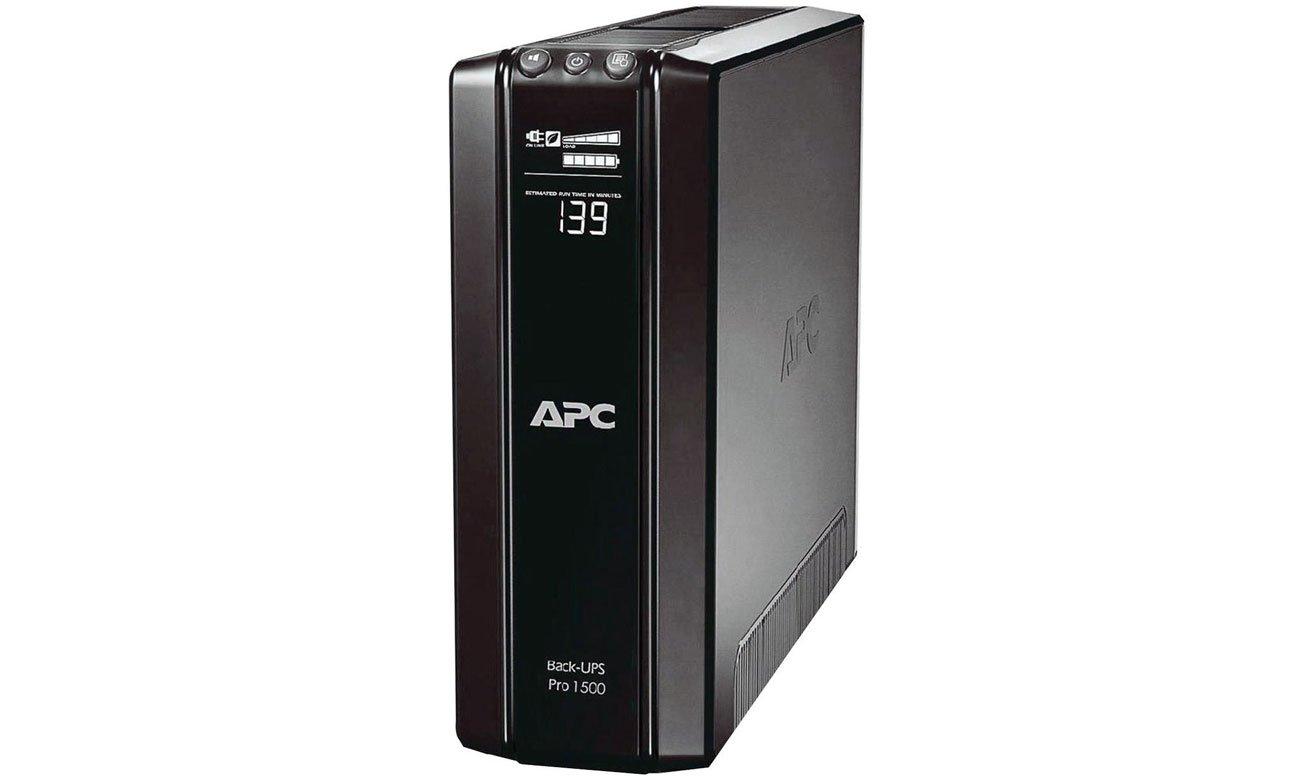 APC Back-UPS Pro 1500 Najważniejsze cechy