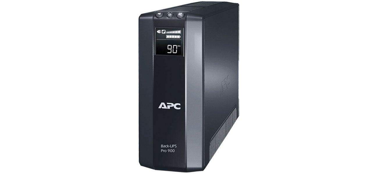 APC Back-UPS Pro 900 cechy