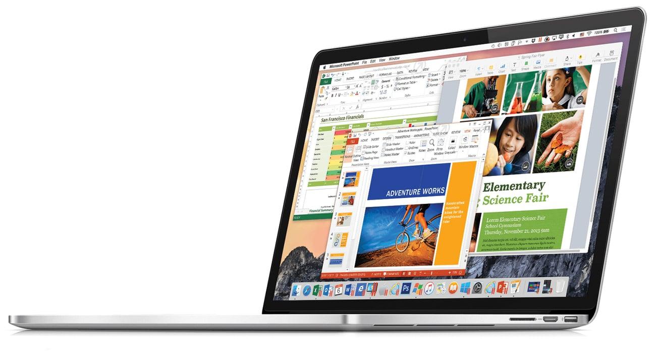 Apple Parallels Desktop 12 Mac możliwości