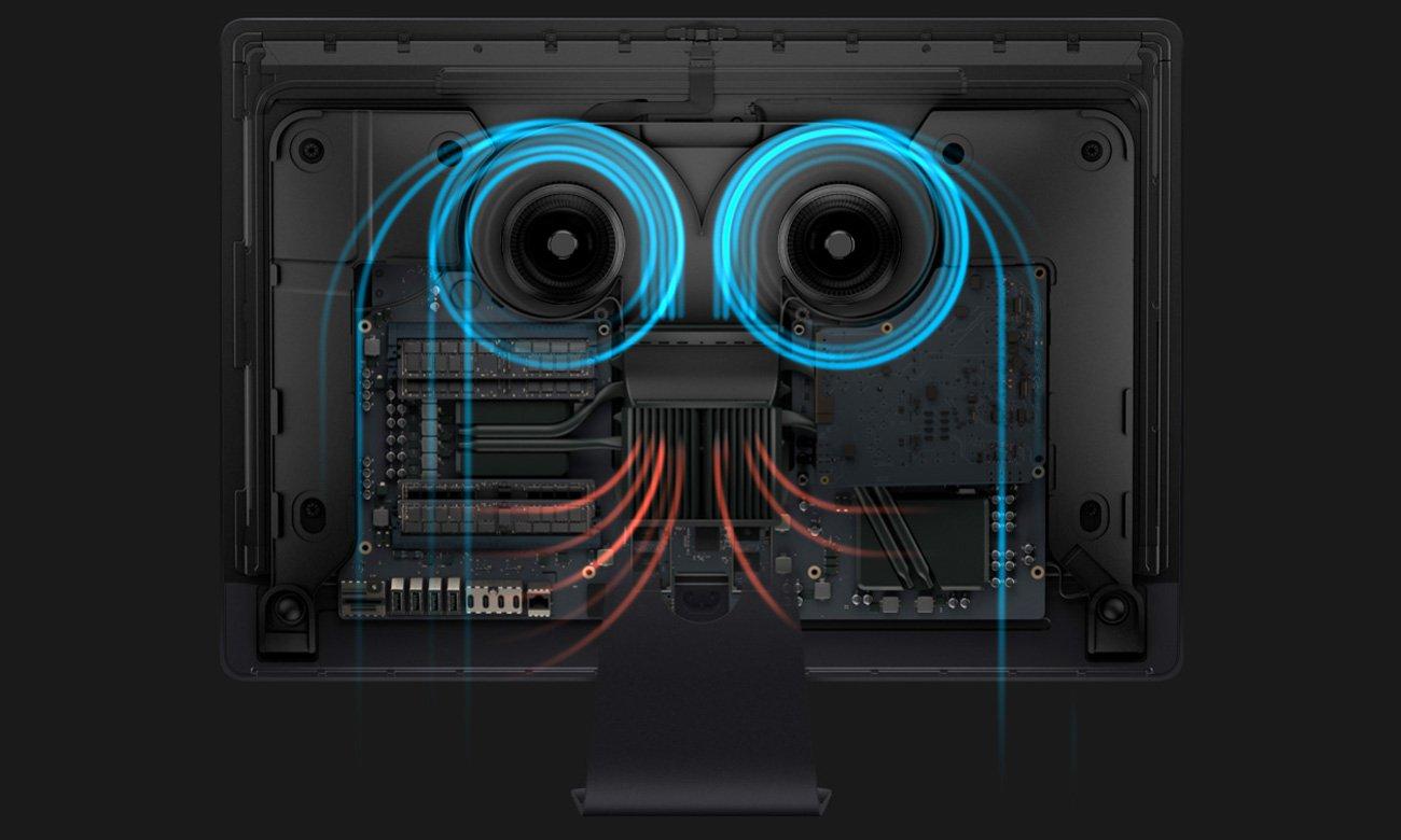 Apple iMac Pro Xeon Doskonałe chłodzenie