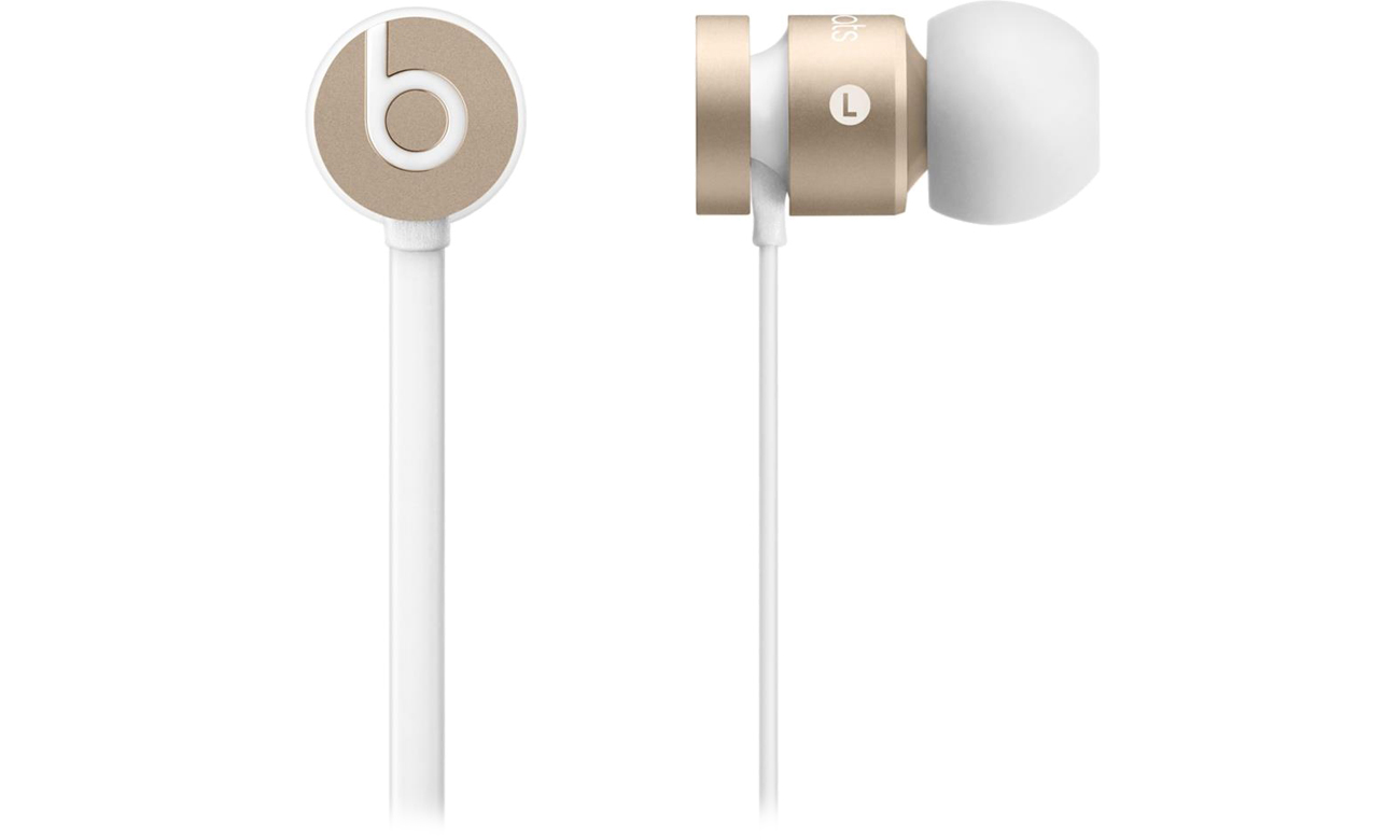 Apple urBeats Silver MK9Y2ZM/B słuchawki