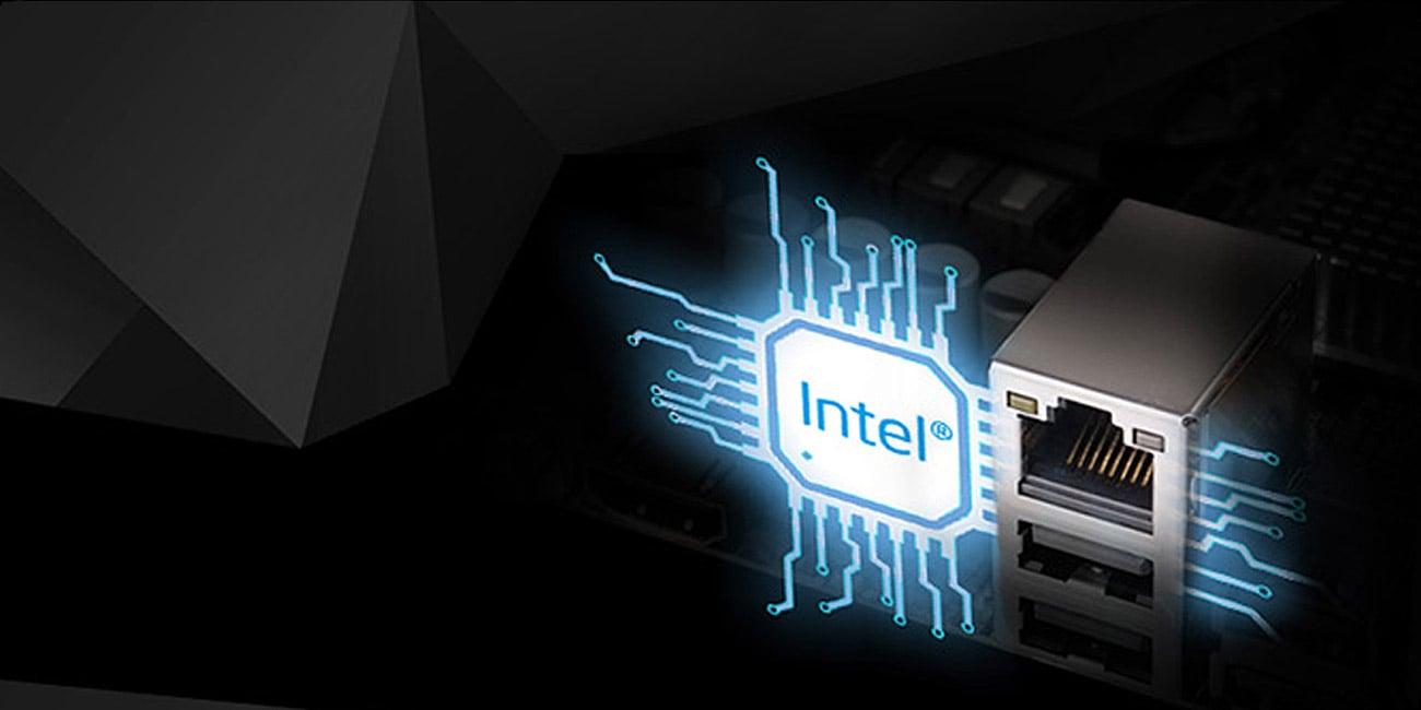 ASRock H110M-ITX/AC Intel LAN