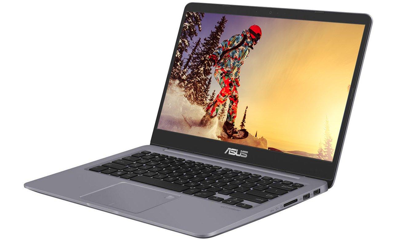 ASUS VivoBook S14 S410UA układ graficzny intel uhd graphics
