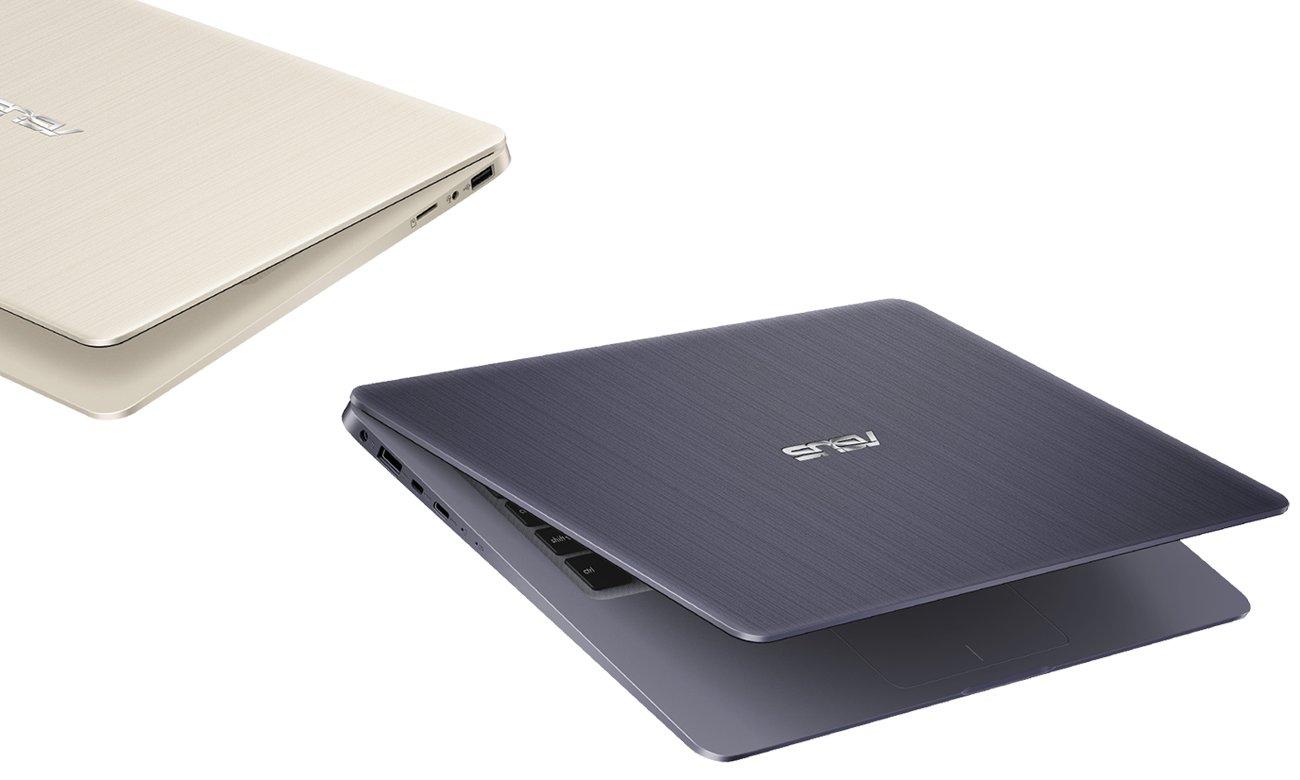 ASUS VivoBook S14 S410UN mobilność kompaktowa lekka konstrukcja