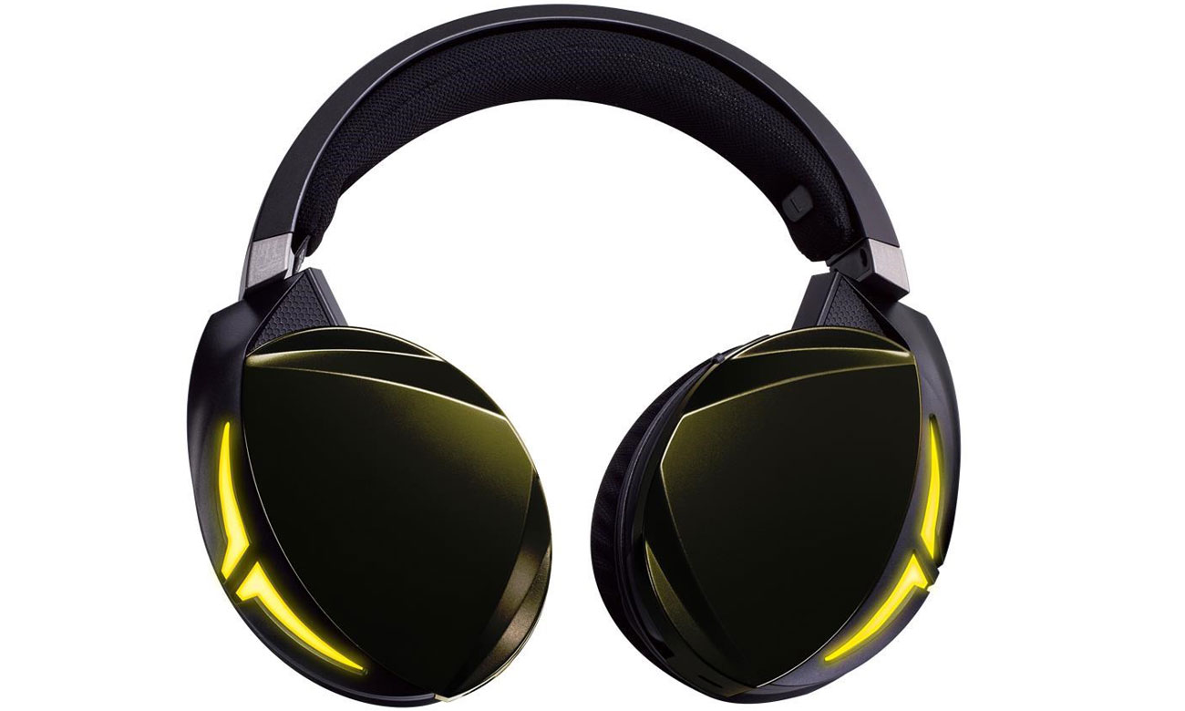 Der Kopfhörer mit Touch Bedienfeld ASUS ROG Strix Fusion 700