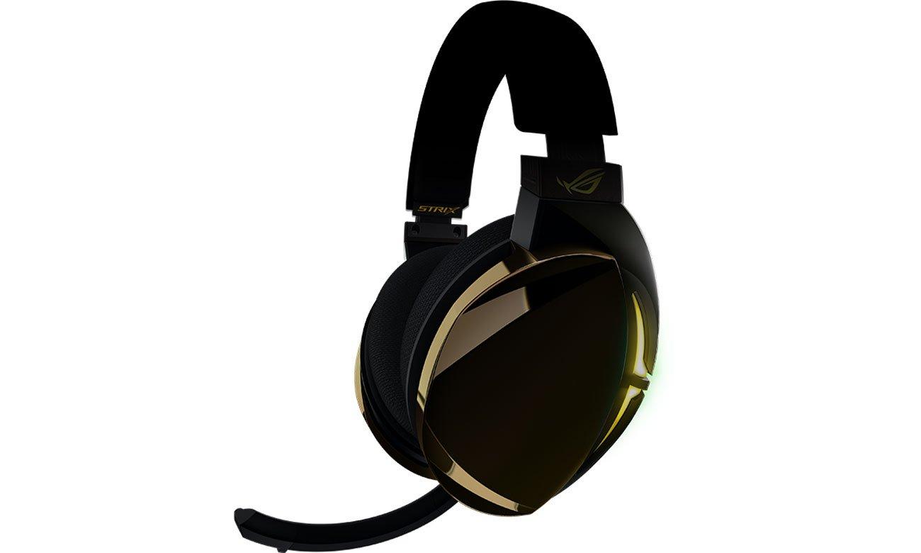 Der Kopfhörer mit Digitalmikrofon ASUS ROG Strix Fusion 700