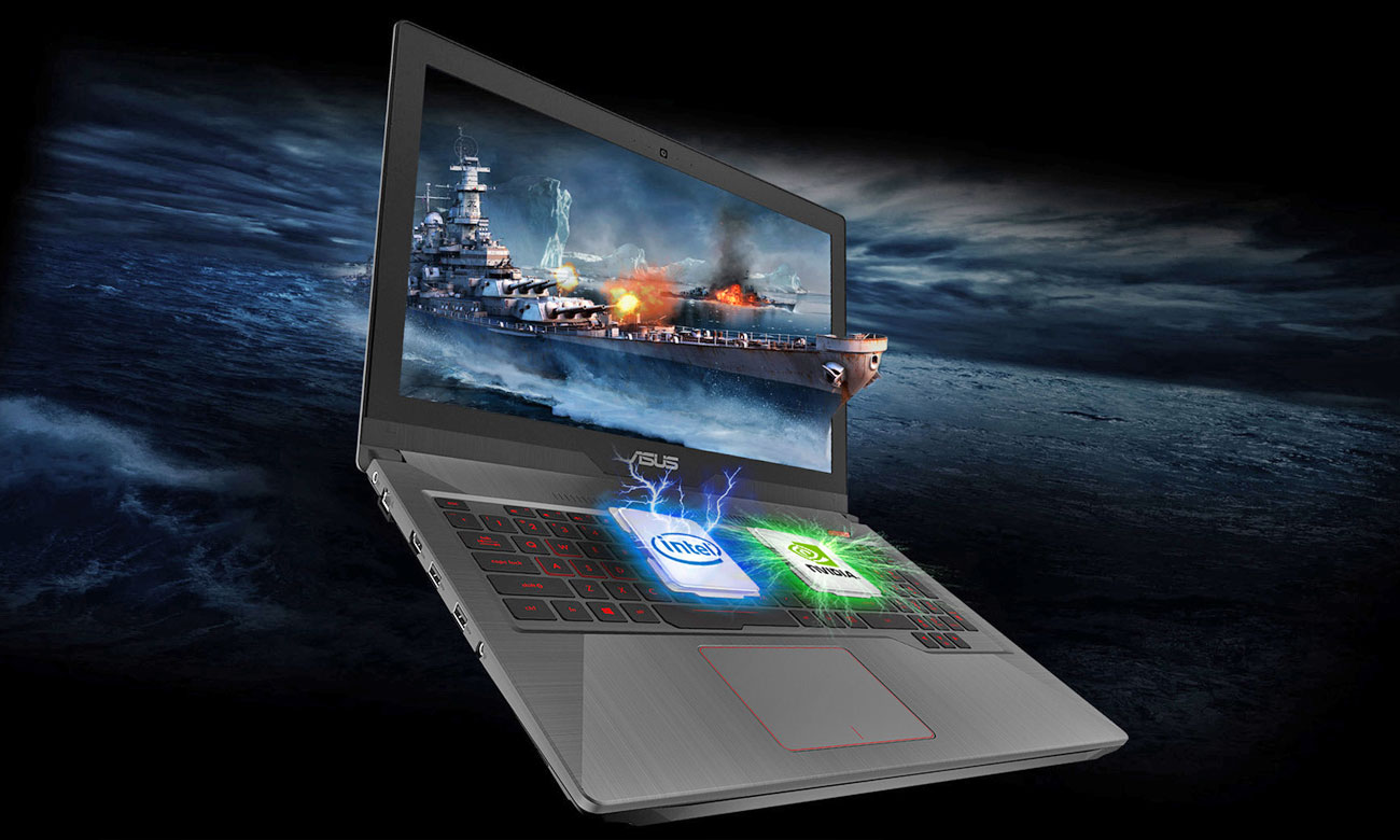 ASUS FX503VD Intel Core i5-7300HQ