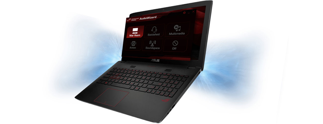 ASUS GL552VW SonicMaster